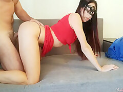 Babe Doggystyled And Gets Nice Ass Fucked – Homemade