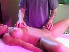 Charli McKenna Massage & Anal Creampie