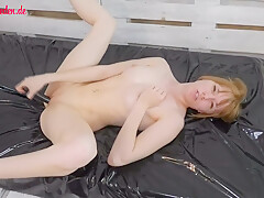 User Request – Oiled And Hosed! 100% Squirt Orgasm